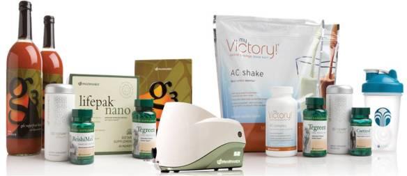 pharmanex productos